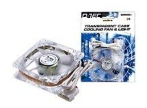 Qtec Q-Tec ventilator/koeler voor desktop PC's met verlichting