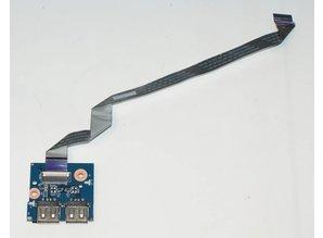 Hewlett Packard Pavilion Dv6-6000 Laptop USB Board