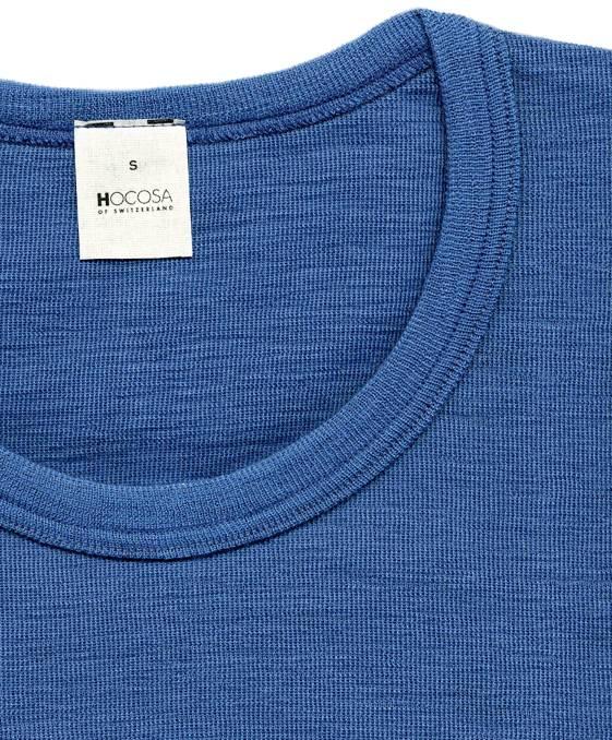 Hocosa Wollen hemd