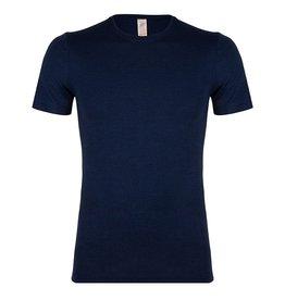 Engel Hemd wol/zijde korte mouw
