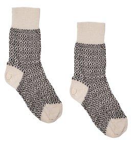 Hirsch Natur Wollen sokken  dunner 36/37