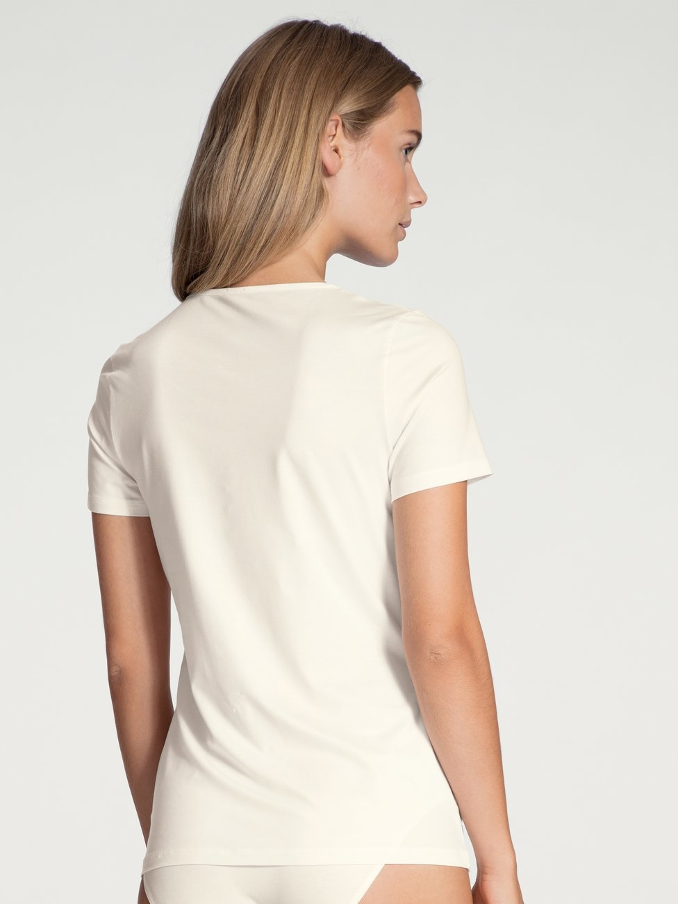 Calida T-shirt  tencel 100% compostable