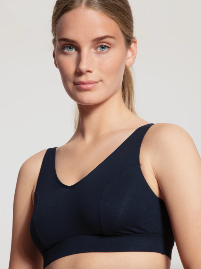 Calida Bustier soft cup 100% compostable