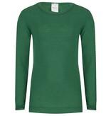 Hocosa Kind- Hemd wol/zijde lange mouw