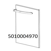 deur rechts master 4 series (zonder handvat)