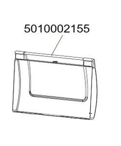 Handvat voor deksel 600 Series (incl. schroeven)