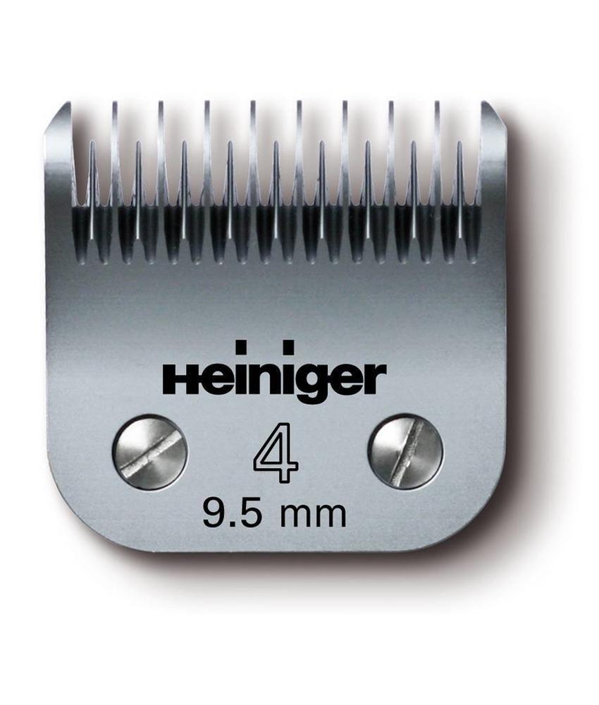 Heiniger Messenset #4 9,5 mm voor hond