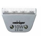 Heiniger Messenset #10W 2,3 mm voor paard en koe