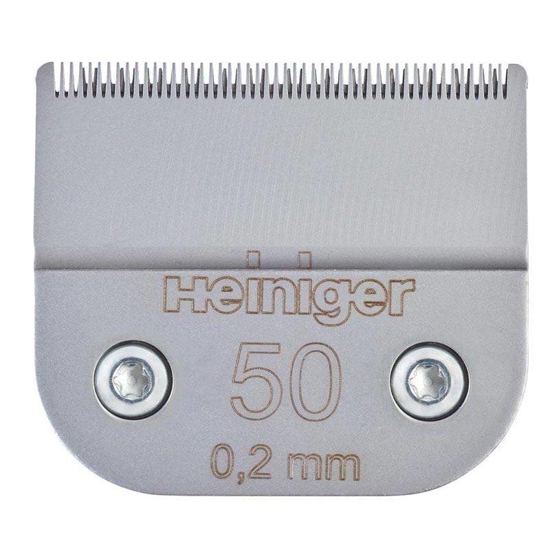 Heiniger Messenset #50 0,2 mm voor kat