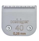 Heiniger Messenset #40 0,25 mm voor kat