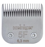 Heiniger Messenset #5F 6,3 mm voor hond