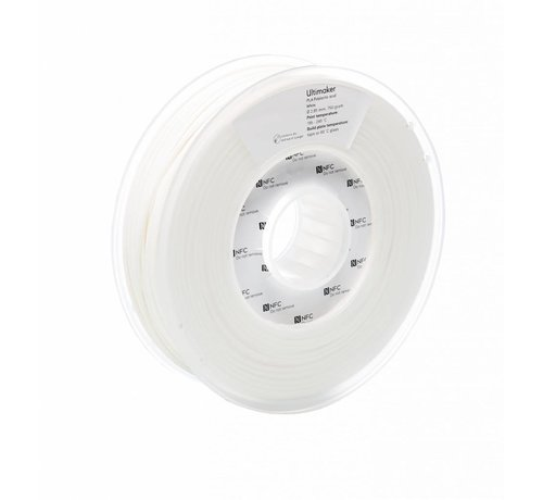 Ultimaker Ultimaker PLA White (NFC) (#1613)