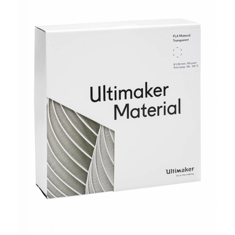 Ultimaker PLA Transparant (NFC) (#1614)