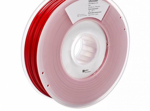 Ultimaker Ultimaker PLA Red (NFC) (#1618)