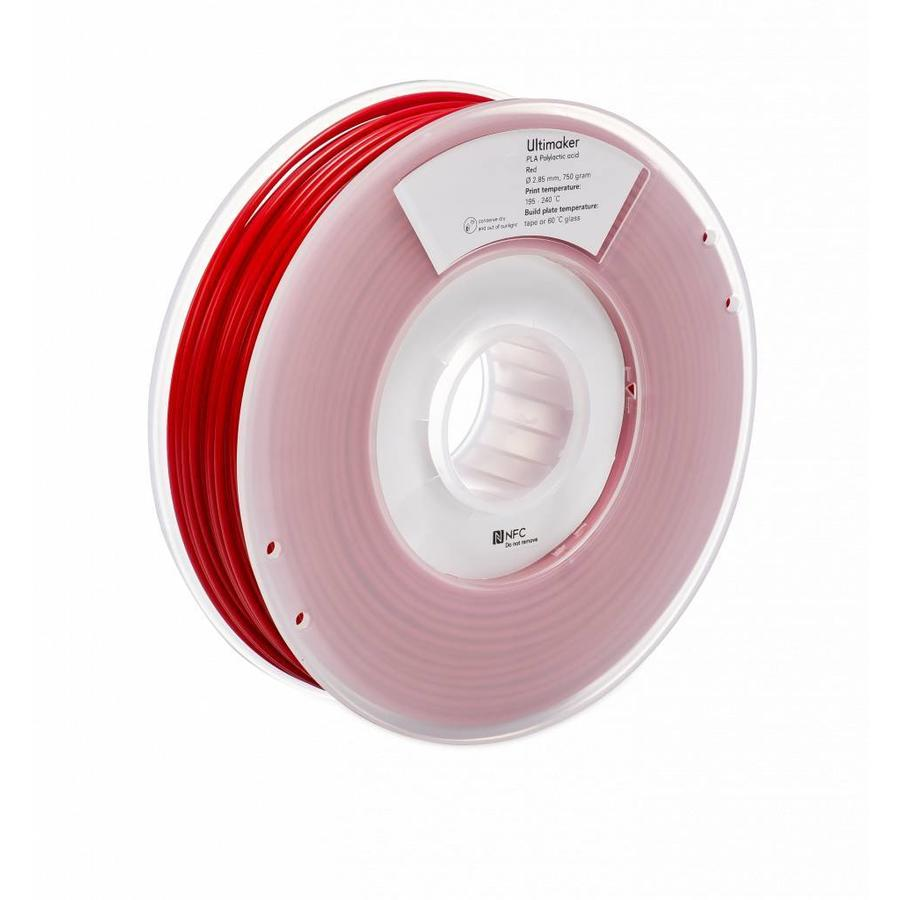 Ultimaker PLA Red (NFC) (#1618)