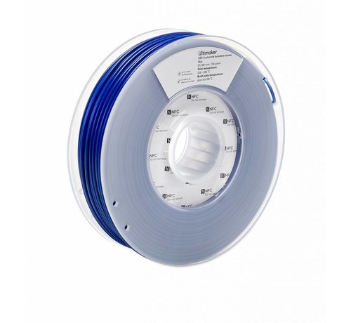 Ultimaker ABS Blue (NFC) (#1624)