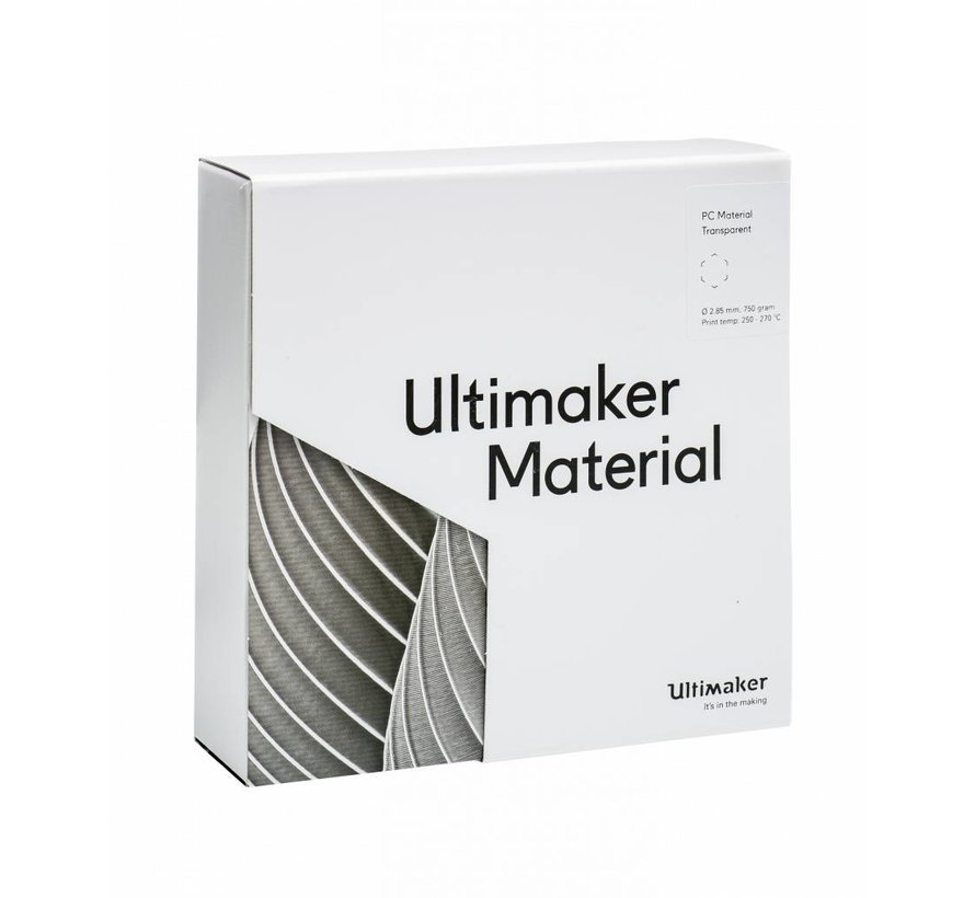 Ultimaker PC Transparent (NFC) (#1640)