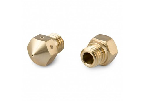 FilRight MK10 Brass Nozzle 0,6 mm - 2 pcs