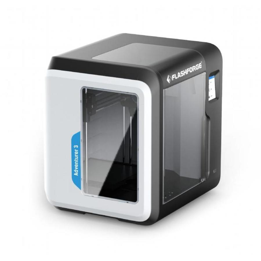 Flashforge Adventurer 3 - perfect 3D printer for beginners and