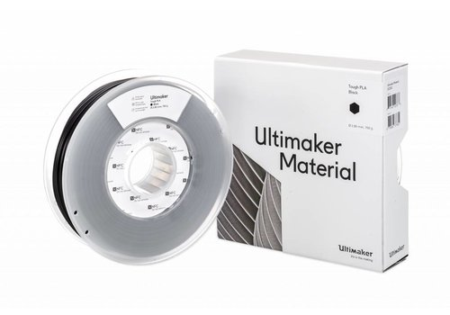 Ultimaker ULTIMAKER TOUGH PLA BLACK (NFC) (#202300)