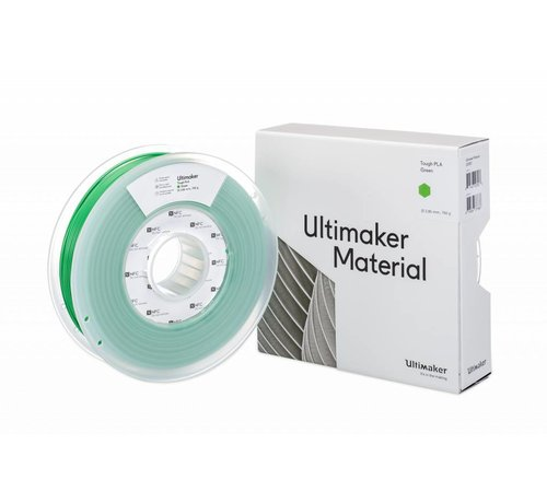 Ultimaker ULTIMAKER TOUGH PLA GREEN (NFC) (#202303)