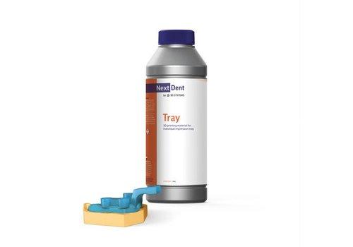 NextDent Tray - Blue