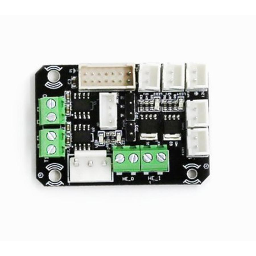Raise3D Pro2 Extruder Connection Board