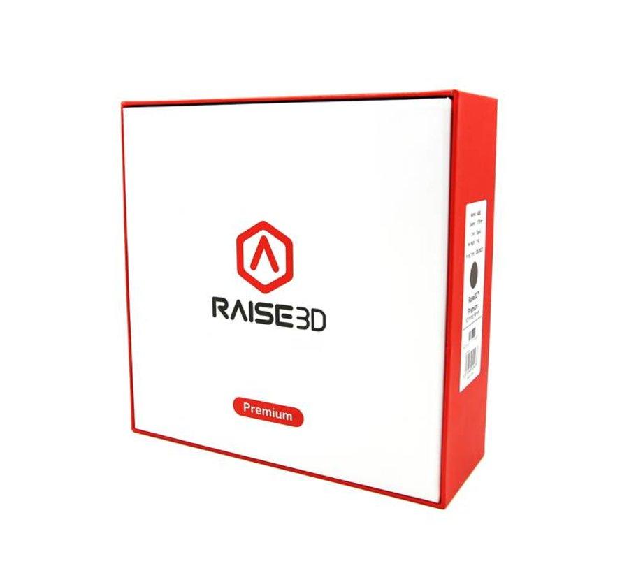 Raise3D Standard PLA Filament - Black - 1.75mm - 1kg