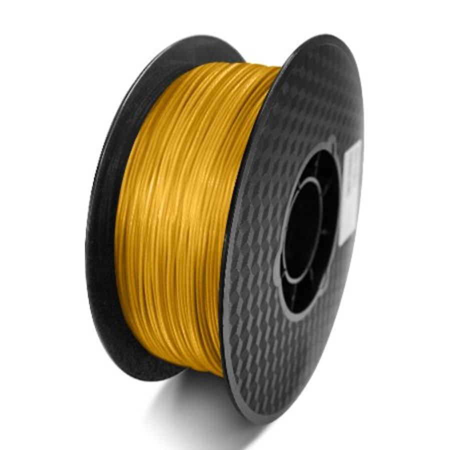 Raise3D Standard PLA Filament - Goud - 1.75mm - 1kg