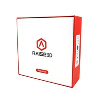 Raise3D Premium PLA Filament - Red - 1.75mm - 1kg