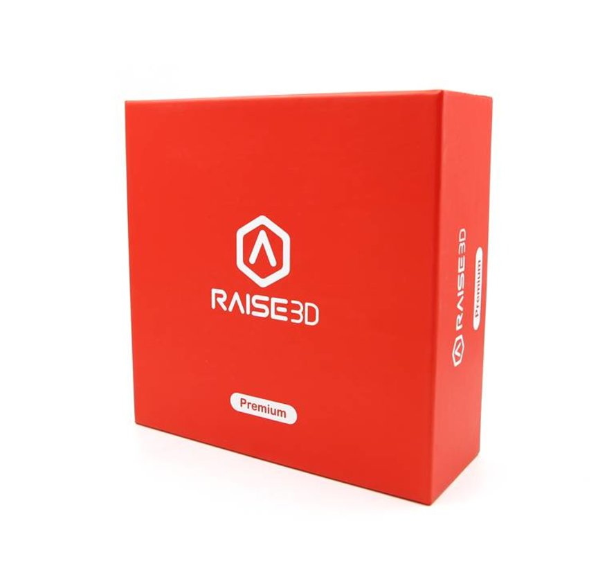 Raise3D Premium PC Polycarbonate - Zwart - 1.75mm - 1kg