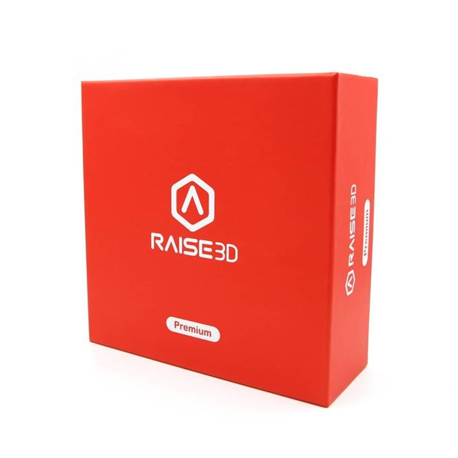 Raise3D Premium PC Polycarbonate - Black - 1.75mm - 1kg