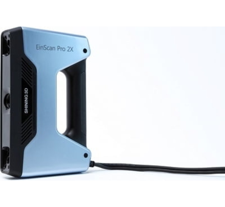 Einscan Pro 2X Reverse Engineering Design bundel