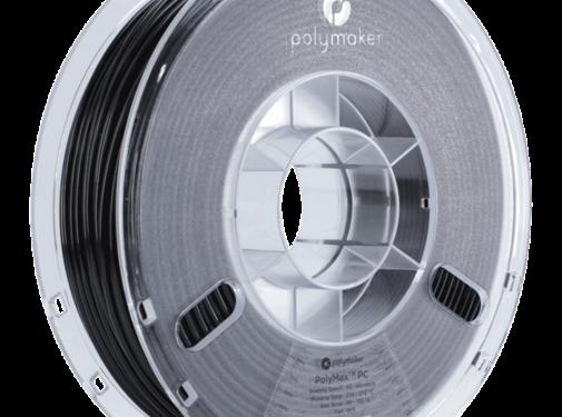 Polymaker Polymax PC Zwart (vroeger PC-Max)
