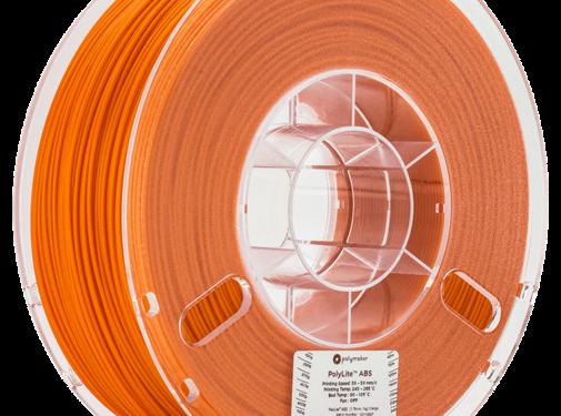 Polymaker Polylite ABS Oranje 1KG