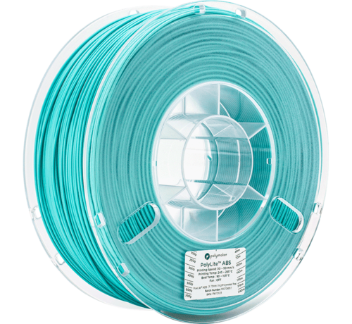 Polymaker Polymaker Polylite ABS Teal 1KG
