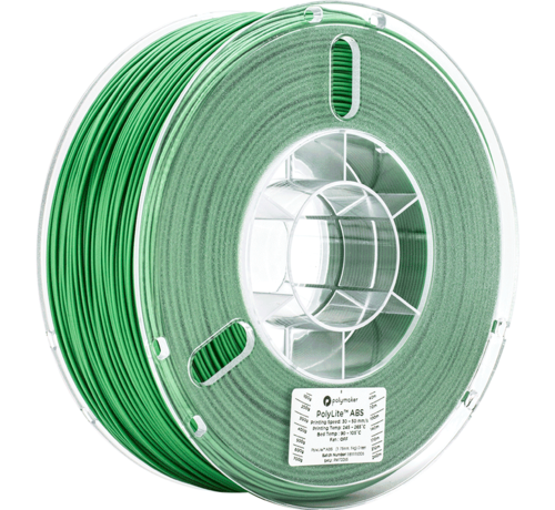 Polymaker Polymaker Polylite ABS Groen 1KG