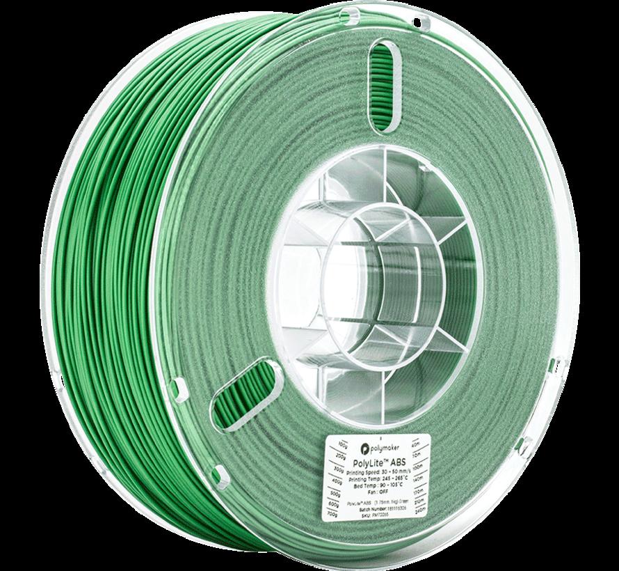 Polymaker Polylite ABS Groen 1KG