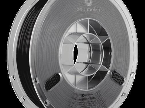 Polymaker Polymax PETG Zwart 750gr.