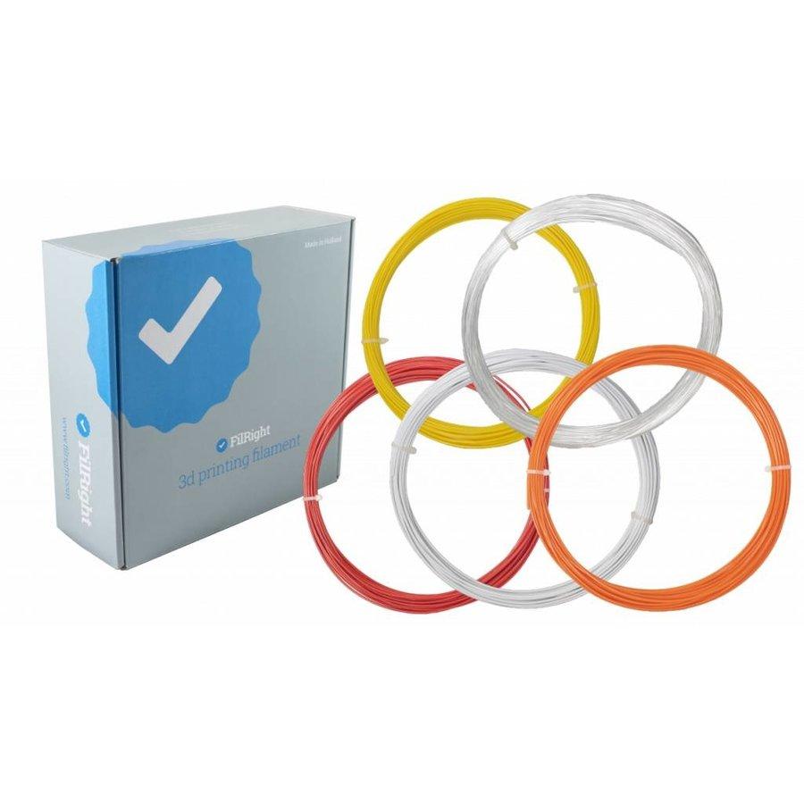 FilRight Filaments Sample Pack 1