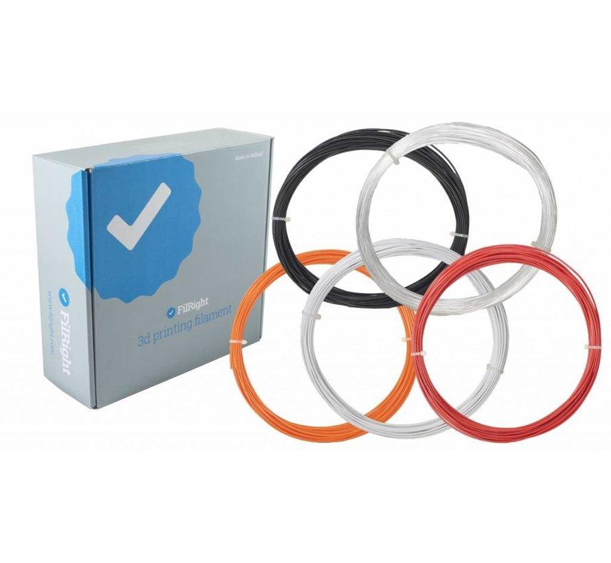 FilRight Filaments Sample Pack  2