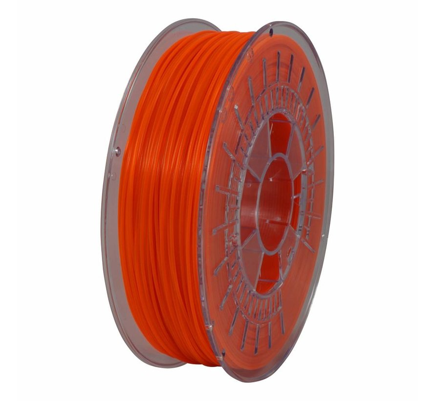 FilRight Pro PLA+ - 750 g - Oranje Fluor
