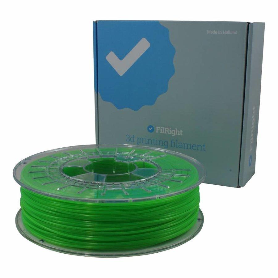 FilRight Pro PLA+ - 750 g - Green Fluor