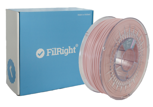 FilRight FilRight Maker PLA - 1 kg - Pastel Pink