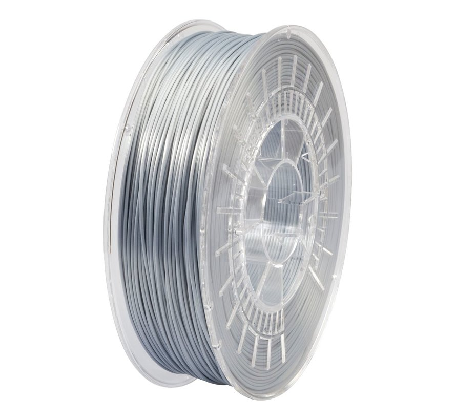 FilRight Pro PLA+ - 750 g - Satijn Zilver