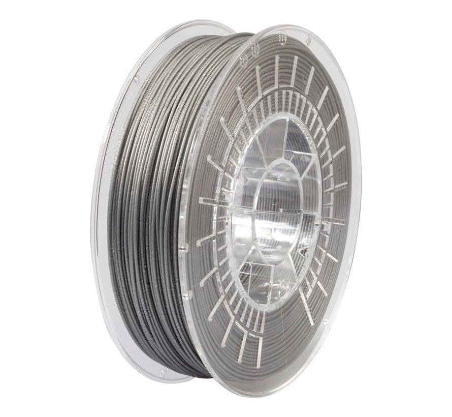 FilRight Pro PLA+ - 750 g - Metallic Zilver
