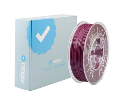 FilRight FilRight Pro PLA+ - 750 g - Metallic Purple