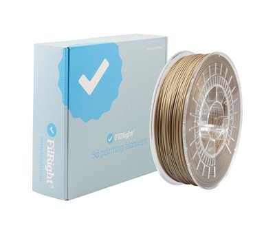 FilRight FilRight Pro PLA+ - 750 g - Metallic Goud