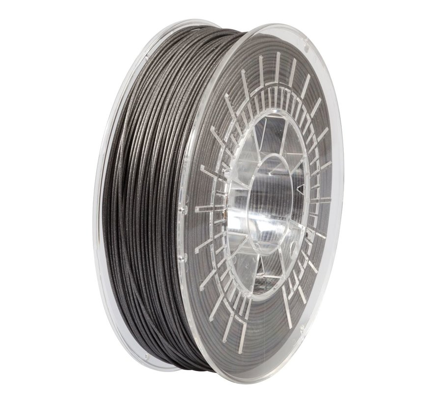 FilRight Pro PLA+ - 750 g - Metallic Grijs