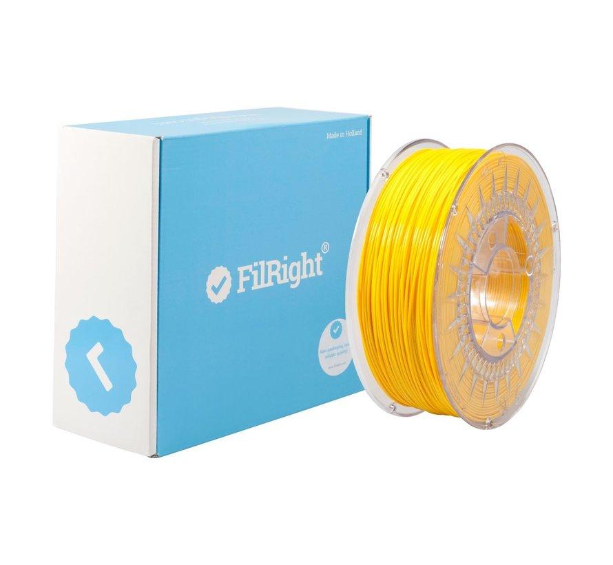 FilRight Maker PLA - 1 kg - Yellow